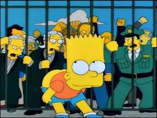 Bart at the US Embassy